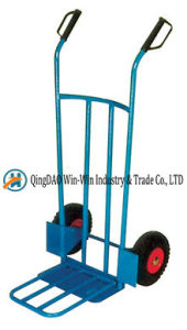 Dual Plate Hand Trolley Ht1893 pictures & photos
