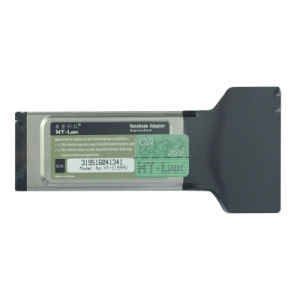 Compactflash I II Adapter Typei Typeii CF Card Adaptor Into Expresscard/34 Express Card Reader pictures & photos