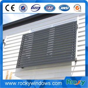 Home Hot Sale Security Aluminum Louver Blade Shutter Window pictures & photos