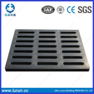 En124 Sanitary Sewer FRP GRP Manhole Grates pictures & photos