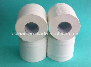 Embossed Recycled Toilet Tissue Paper Roll pictures & photos
