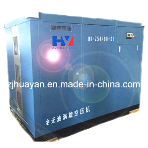 Oil Free Air Compressor for Food Industry