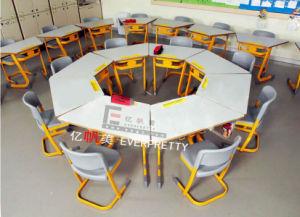 School Furniture Kindergarten Furniture/ Kids Study Table pictures & photos