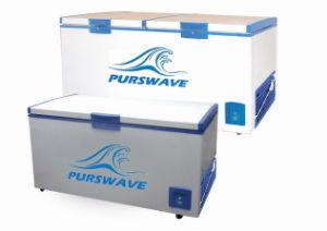 Purswave 509L DC Freezer Battery Freezer Solar Refrigerator DC Fridge 12V24V48V -20 Degree pictures & photos