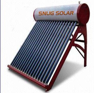 Indian Polular Type Vacuum Tube Solar Heater pictures & photos