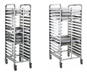 Bakery Tray Trolley pictures & photos