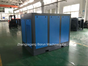 Complete Set of Screw Air Compressor with Freeze Drier pictures & photos