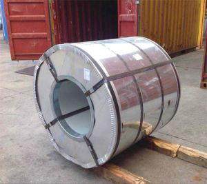 Galvanized Steel in Coil Big Spangle Factory