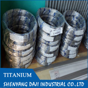 Titanium Alloy Pipe and Titanium Alloy Bar pictures & photos