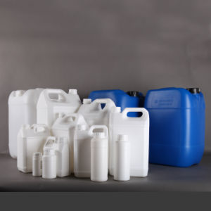 Plastic Storage Buckets or Pails for Medicine, Cosmetics and Foods pictures & photos