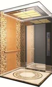 China Yuanda Home Elevator Small Luxury Elevator For Villa