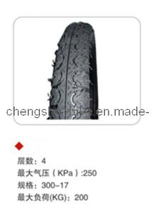 Black Air Tyre CS-Ty1255 of Excellent Quality pictures & photos