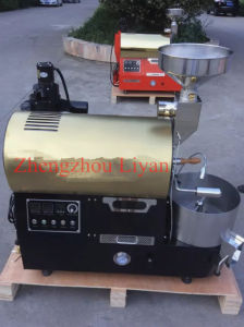 Lycm-30 Commercial Coffer Roaster Machine pictures & photos