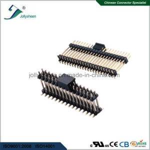 Pin Header Pitch 2.0mm  Dual Row Dual Insulator SMT  Type H2.0mm pictures & photos