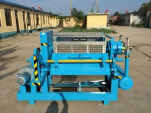 High Output Egg Tray Egg Carton Making Machine pictures & photos