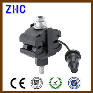 UV Black Thermoplastc Reinforce ABC Cable Clamp pictures & photos