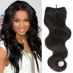 Factory Price Remy Virgin Malaysian Human Hair Weaving pictures & photos