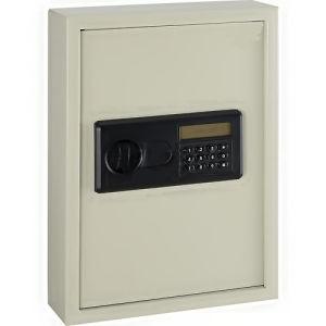Electronic 48 Key Safe Cabinet, Sand