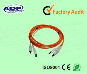 Sc-Sc Optical Fiber Patch Cord 1.5/2/3m pictures & photos