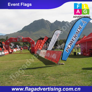 Full Color Printing Flying Wind Blade Banner pictures & photos