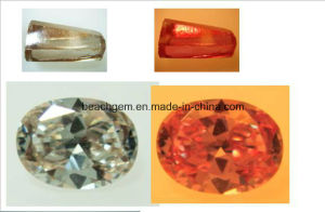 Gemstone-Color Change Cubic Zirconia pictures & photos