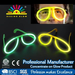 Multi Color Glow Sticks Skull Shaped Glasses Light Party pictures & photos