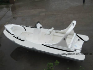 Liya 20ft Rib Boat Rigid Inflatable Boat Manufacturers with Engine pictures & photos