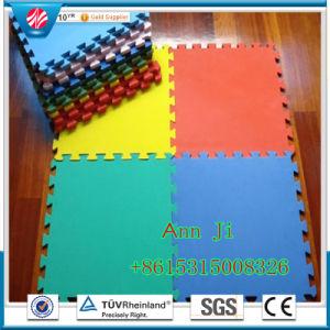 Interlocking EVA Floor Mats, Children Soft Rubber Flooring pictures & photos