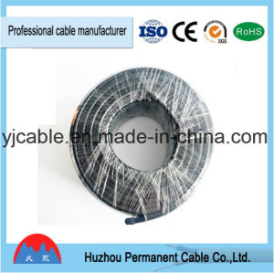 Manufacture Dual RG6 Coaxial Cable Price pictures & photos