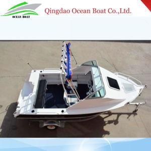 2017 New Design 5083 Aluminum Cuddy Cabin Sport Boat for Sale