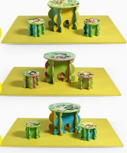 Colorful EVA Foam Furniture Set for Baby Playing pictures & photos