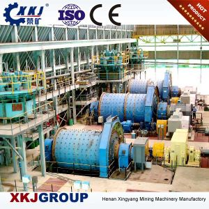 Ore Benefication Plant Ball Mill with Wet or Dry Process pictures & photos