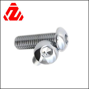 Stainless Steel Round Head Screws pictures & photos