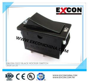 Excon Ss22 Boat Rocker Switch on off Switch pictures & photos