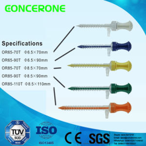 Disposable Arthroscopy Cannula 6.5X90mm pictures & photos