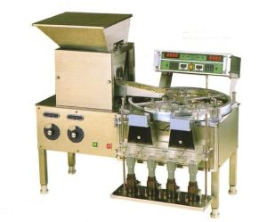 Semi-Automatic Tablet Capsule Counting Machine