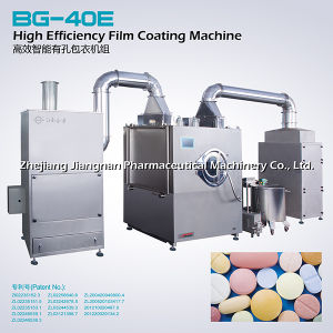 High Efficiency Film Coating Machine (BG-40E) pictures & photos