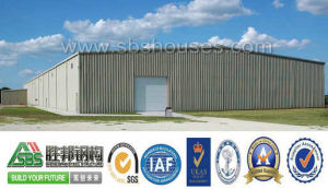 Prefabricated Light Steel Structure Storage Warehouse pictures & photos