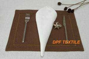 Restaurant Linen & Hotel Table Mat (DPR6123) pictures & photos