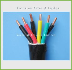 Flexible Multicore Insulated Electric Cable Control Cable pictures & photos