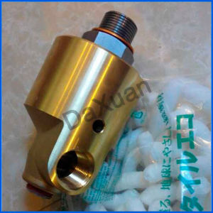 Carbon Steel Threaded 1 1/2′′ 2 Passage HS-G Type Steam Rotary Joint