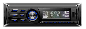 with Bluetooth Car Audio Stereo in Dash FM Receiver MP3 Radio Player pictures & photos