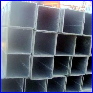 Black or Galvanized Iron Hollow Sections pictures & photos