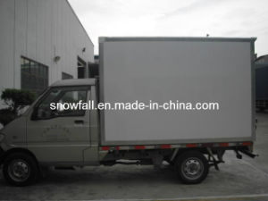 Insulated / Dry Freight Truck Body (FRP Honeycomb Sandwich Panel) pictures & photos