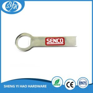 Souvenir Gift Customized Cheap Metal Bottle Opener Key Chain pictures & photos