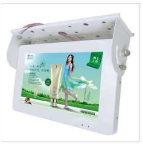 17 Inch Bus Mounted Ad Player with Auto Video Cycle Play pictures & photos
