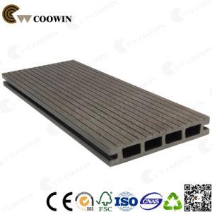 Waterproof Wooden WPC Groove Balcony Flooring Materials pictures & photos