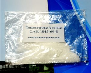 99% High Purity Testosterone Acetate for Muscle Hardening pictures & photos