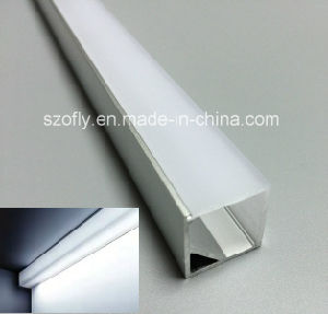 Square 16X16 LED Corner Aluminum Profile for Strip Light 3014 5050 pictures & photos