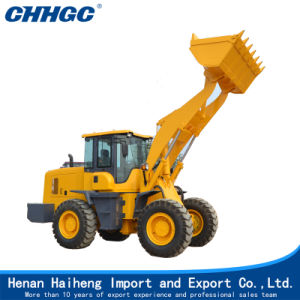 Hot Sell 1500kg Small Hydraulic Rops/Fops Wheel Loader pictures & photos